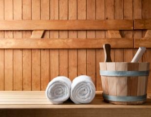 Отдохните телом и душой! Посещение сауны вместимостью 8 человек в будни и выходные в комплексе «Алатау» со скидкой 50%!