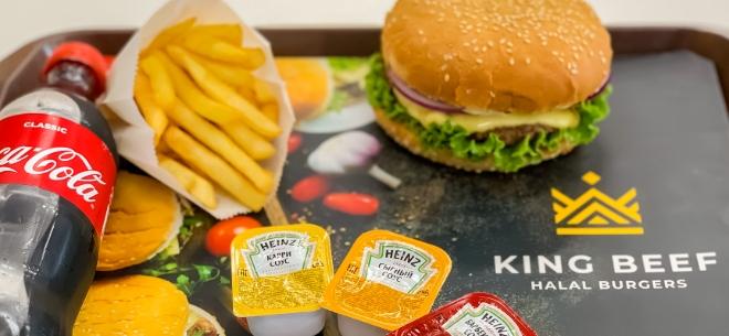 King Beef Halal Burgers, 1