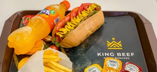 King Beef Halal Burgers, 2