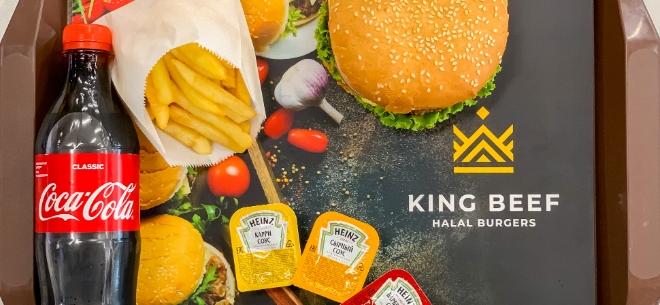 King Beef Halal Burgers, 7