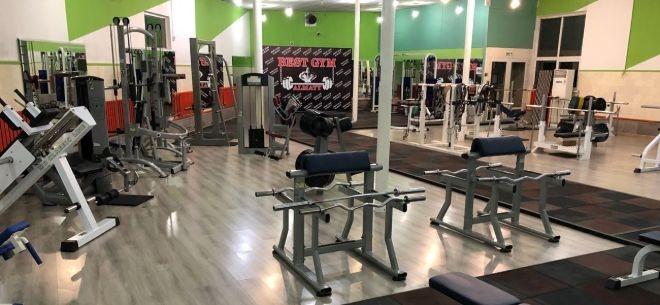 Best Gym, 8
