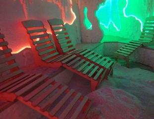 Лучшая профилактика бронхита, ринита и аллергии! Посещение соляной пещеры в медицинском центре «Ел-Мед» со скидкой 50%!