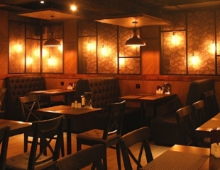 Сеты с пенным и виноградным напитком, лимонадом, пиццей и пастой, а также ароматным дымом в Rich Bar&Kitchen со скидкой до 50%!