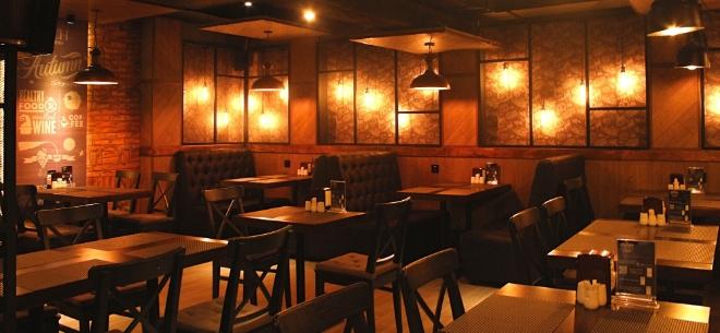 Rich Bar & Kitchen, 1