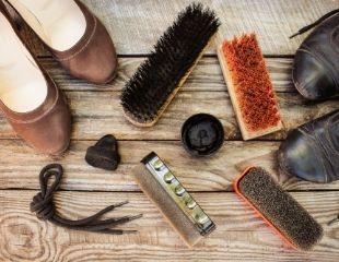 Носите любимую обувь с удовольствием! Скидка 50% на легкую чистку и растяжку летней обуви от сети обувной мастерской №1 Italy!