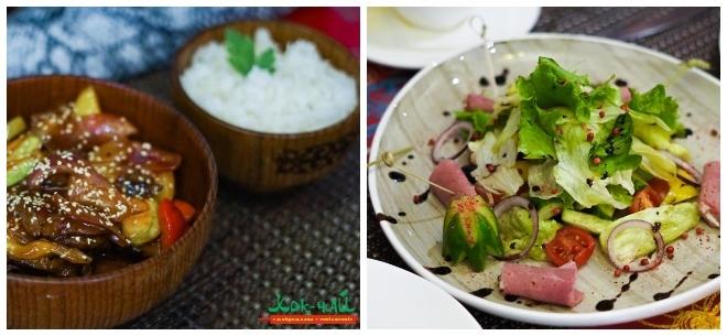 Ресторан «Кок Чай», 2