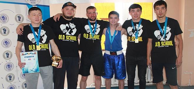 Old School Boxing Club, 6