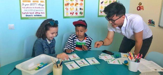 Детский языковой центр «Полиглотики», 1