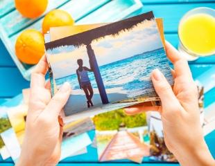 Печать фотографий на глянцевой бумаге от копировального центра QAGAZPRINT со скидкой 50%!