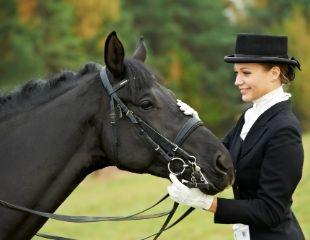 Катание на лошадях, пони и ослике, фотосессии, а также лечебная верховая езда от Центра конных видов спорта «Алматы» со скидкой 50%!