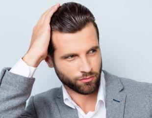 Мужская стрижка, моделирование бороды, стрижка «Отец + сын» и другие услуги в барбершопе A and A со скидкой 50%!