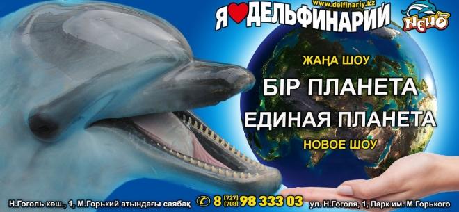 Дельфинарий Nemo, 1