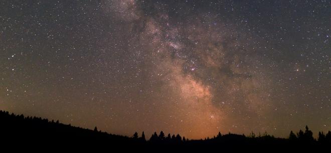 Посещение обсерватории, 1