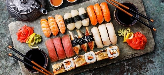 Суши-бар «Dziro», 2
