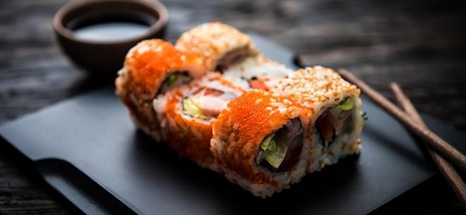 Суши-бар «Dziro», 3