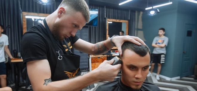 BR barbershop
