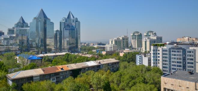 Samal hostel в Алматы, 9