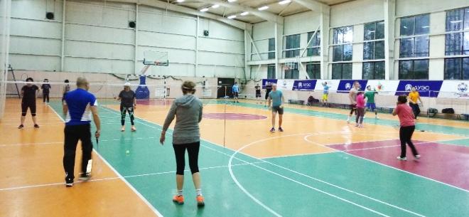 Спортивная школа Volantime, 4