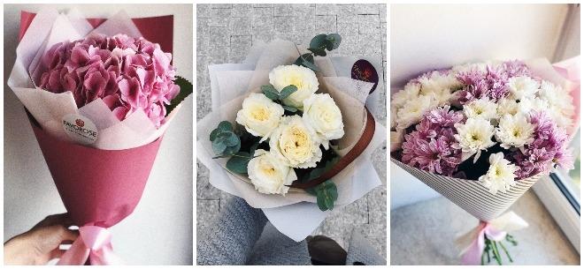 Цветочный магазин FAVOROSE , 1