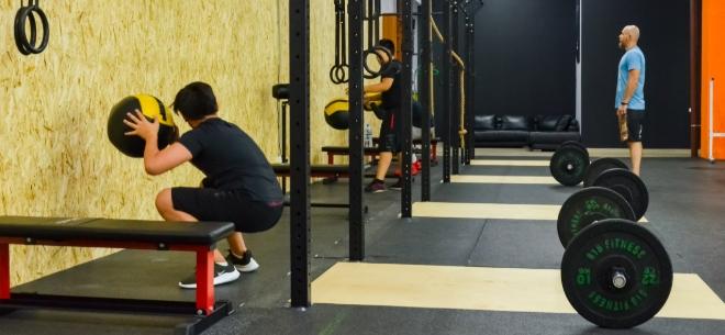 Motor Gym, 4