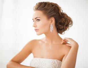 Прокол ушей, а также коррекция, покраска и ламинирование бровей от косметолога Насибы со скидкой до 64%!