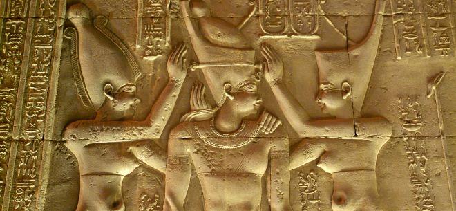 Квест «7 загадок Фараона», 1