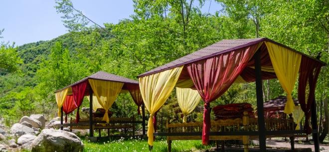 Горный парк Sarbaz , 1