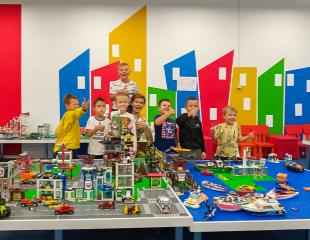 Вдвойне больше веселья! Посетите детские центры «Легород» и «Чудомик» в ТРЦ Atakent Mall по одному сертификату со скидкой 50%!
