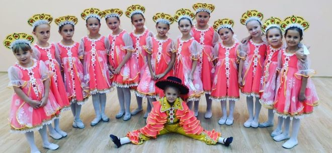Танцевальная студия Flower Dance, 1