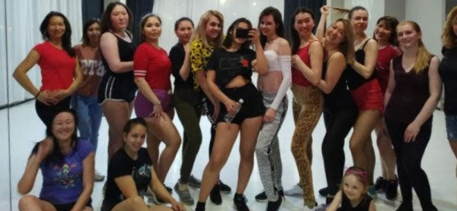 Танцевальная студия Tribal pro, 4