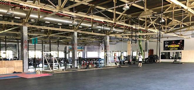 Pyramid Power Gym на Гагарина, 4