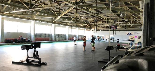 Pyramid Power Gym на Гагарина, 5