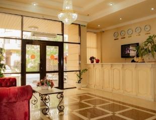 Комфорт и уют! Проживание в одноместных и двухместных номерах «Стандарт» отеля KaAiEr в г. Алматы со скидкой 45%!