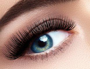 Наращивание ресниц различного объема в салоне красоты Beauty Life со скидкой до 60%!