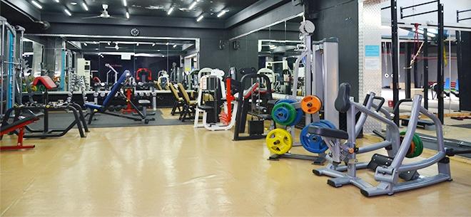 Фитнес-центр Enjoy Fitness Ренессанс, 2