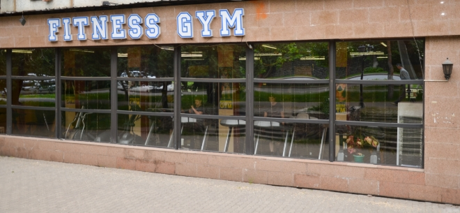 Fitness Gym, 10