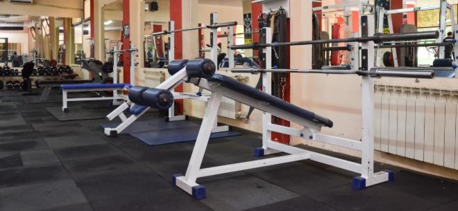 Fitness Gym, 3