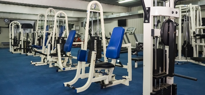 Фитнес-клуб Be First, 1