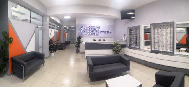 Офтальмологический центр Crystal Cornea