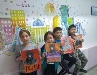 Маленькие шаги в большое будущее! Творческая мастерская и рисование в образовательном центре Centre S.A.B со скидкой до 69%!