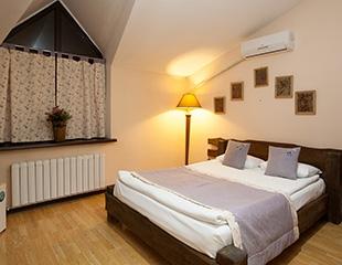 Доступная роскошь! Проживание в комфортабельных номерах «Стандарт» и «Twin» от гостиницы «Сарайшык» со скидкой до 55%!