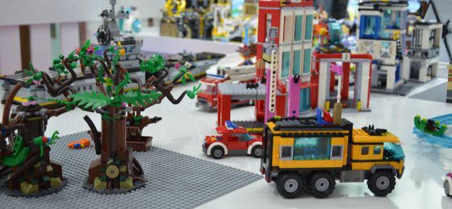 Детский игровой центр Lego City, 2