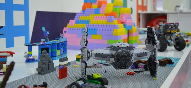 Детский игровой центр Lego City, 6