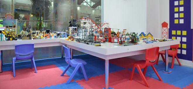 Детский игровой центр Lego City, 8