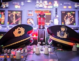 Почувствуй себя пилотом! Полеты на авиасимуляторе Boeing 737 NG со скидкой до 56%!
