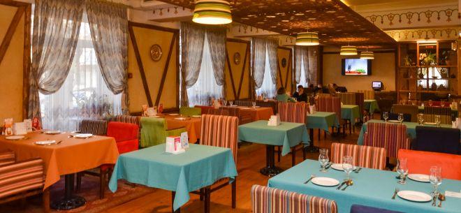 Кафе узбекской кухни «ТАНДЫР», 5