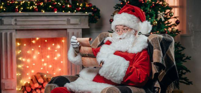 Дед Мороз, 3