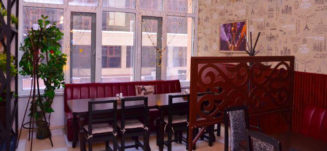 Кафе Miaso Pech на Момышулы, 2