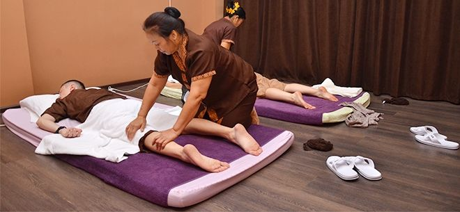 In Thai Massage and SPA, 9