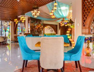Ощути восточное гостеприимство! Скидка 50% на все меню и бар в ресторане Meziret!